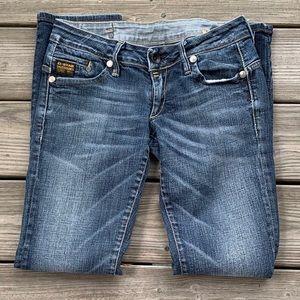 G-Star Midge Straight Jeans